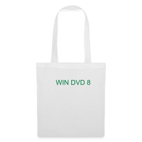WIN DVD 8 PLATINUM EDITION - Borsa di stoffa
