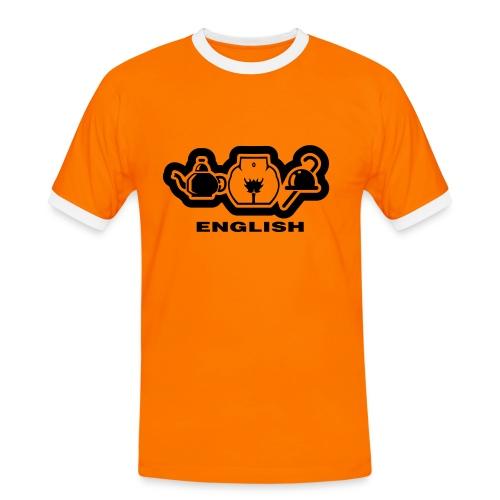 English Style - Men's Ringer Shirt