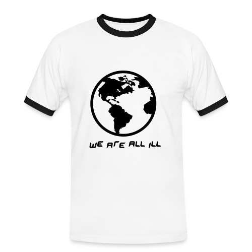 All iLL T-shirt - Men's Ringer Shirt