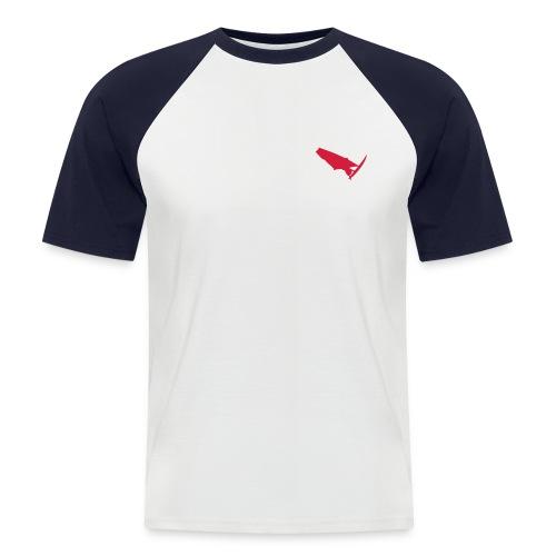 T-shirt MazaraTour - Maglia da baseball a manica corta da uomo