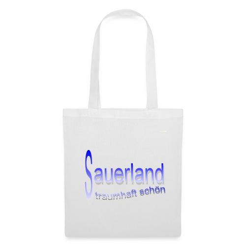 Sauerlandshopping - Stoffbeutel