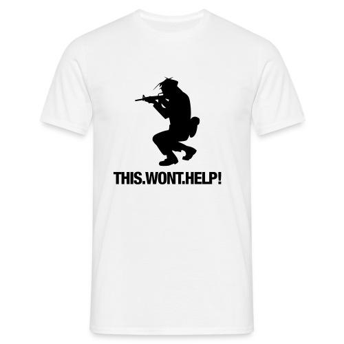 Counter T-Shirt - Männer T-Shirt