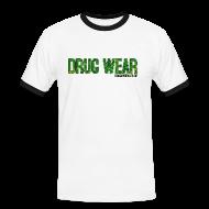 T-Shirts ~ Männer Kontrast-T-Shirt ~ Artikelnummer 4708164