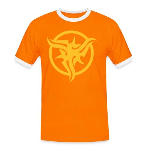 T-fun - T-shirt contrasté Homme