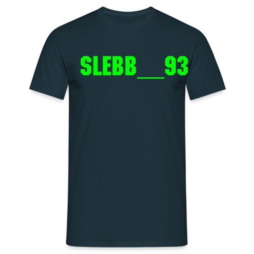 slebb_93 - Men's T-Shirt