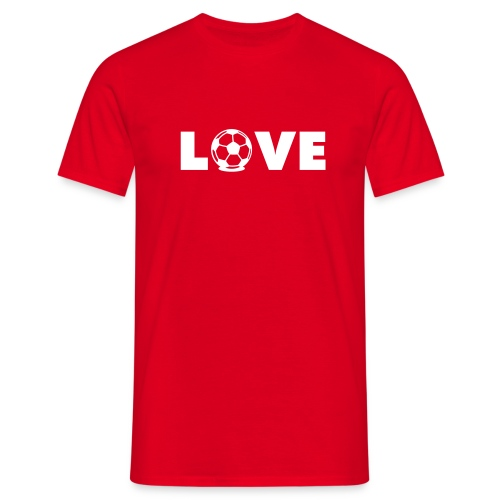 Soccer League, Love - T-shirt Homme