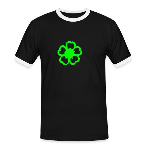 Griabaschmalz solo - Männer Kontrast-T-Shirt
