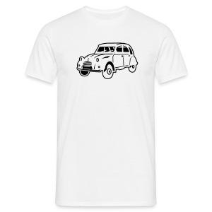 Sweet car - T-skjorte for menn