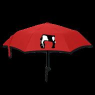 Umbrellas ~ Umbrella (small) ~ Browsing Calf Umbrella
