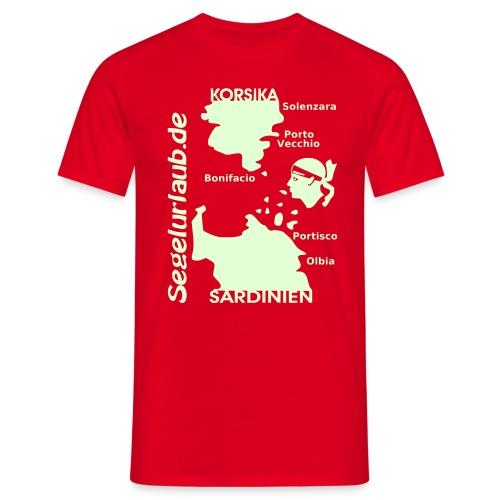 jr - Männer T-Shirt