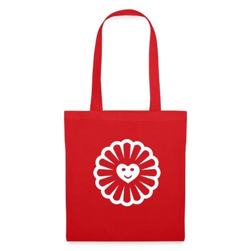 Sac Tissu Flower - Tote Bag