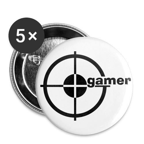 [G.M.S] Button 56 - Buttons groß 56 mm