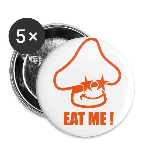 Eat Me Badge - Badge grand 56 mm