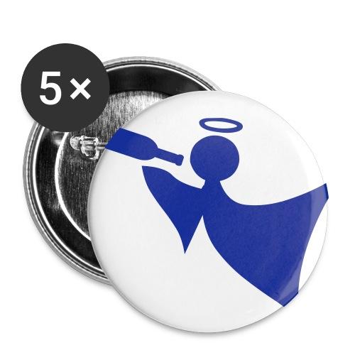 Angel Badge - Badge grand 56 mm
