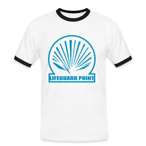 StaBil Liefguard Point Tee - Männer Kontrast-T-Shirt