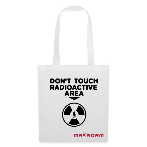 Don't Touch Sac - Tote Bag