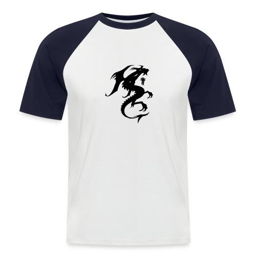 Men's Dragon T-Shirt - Men's Baseball T-Shirt