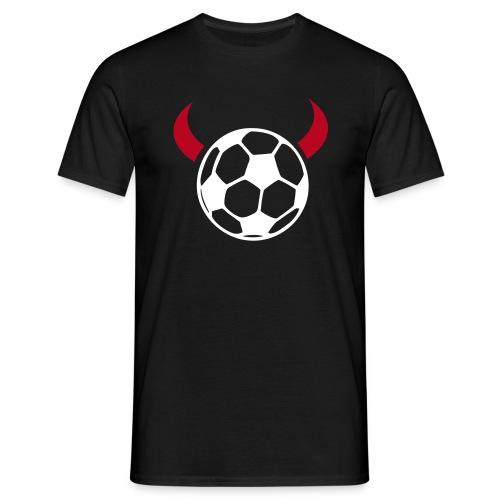 Devilball - Männer T-Shirt