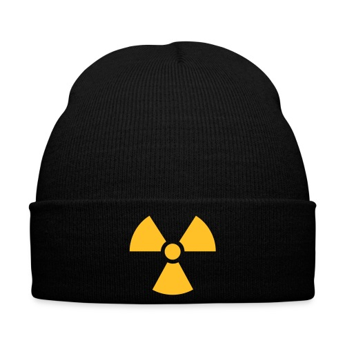 Nuclear Brain Busters logo - Wintermuts