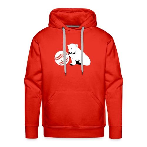 Bären-Motiv auf Hooded Sweat - Männer Premium Hoodie