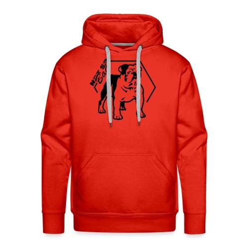 sweet homme dog - Sweat-shirt à capuche Premium pour hommes