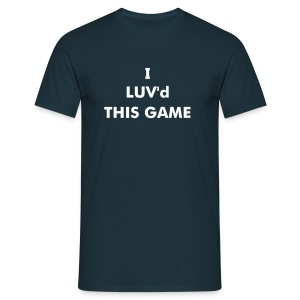 Luvd Game - Men's T-Shirt