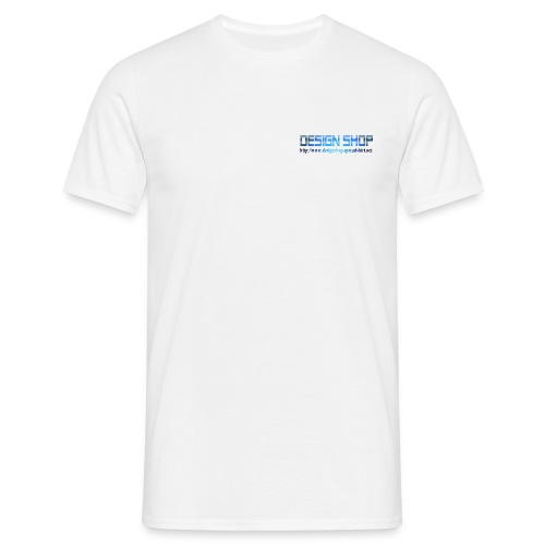 T-skjorte - Design Shop - T-skjorte for menn