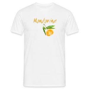 Komfort Shirt - Fruity / Mandarine - Männer T-Shirt
