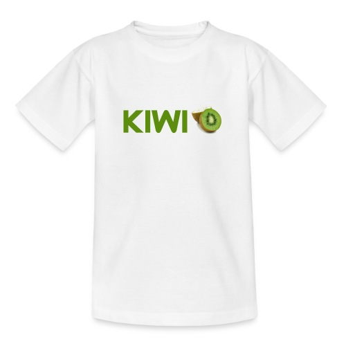 Kinder T-Shirt - Fruity / Kiwi - Teenager T-Shirt
