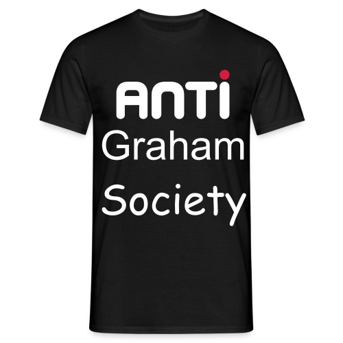 Anti Graham(£14.30) - Men's T-Shirt