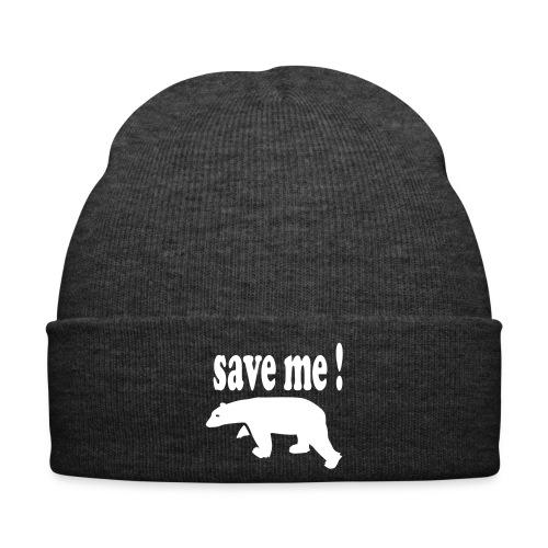 Save the Polar Bears Hat - Winter Hat