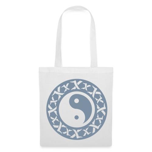 Sac yin yan tribal - Tote Bag