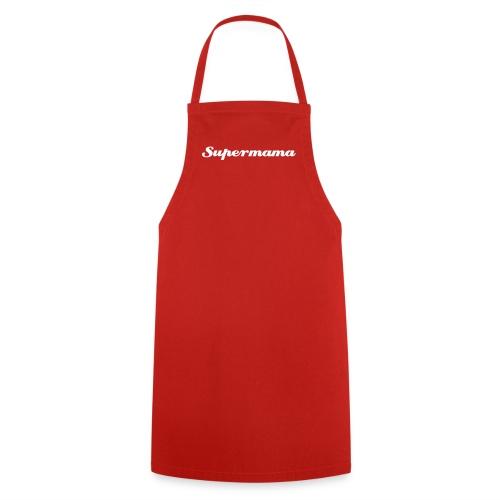 super mama cuisinière - Tablier de cuisine