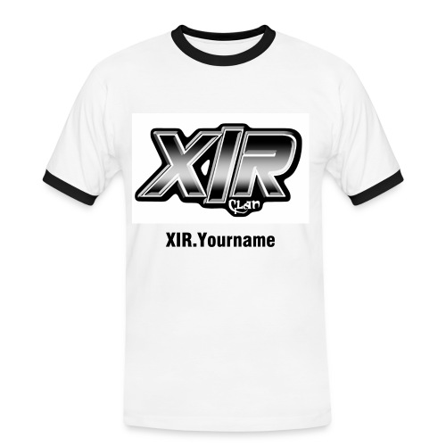 XIR Shirt - Men's Ringer Shirt