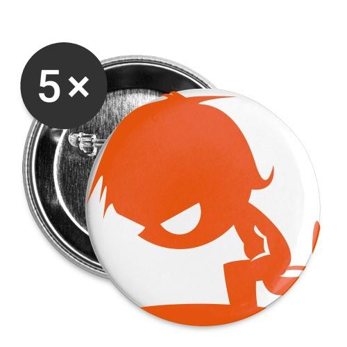 BadBoy - Buttons groß 56 mm