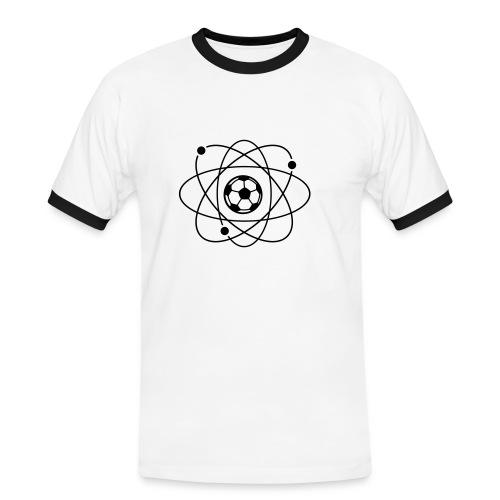 Ballatom - Männer Kontrast-T-Shirt