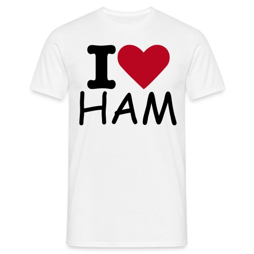 Ham - Men's T-Shirt