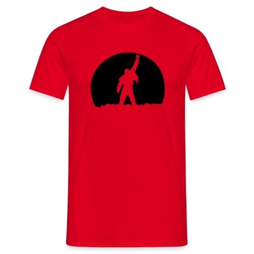 Motive-T-Shirt, Jubel-Shirt - Männer T-Shirt