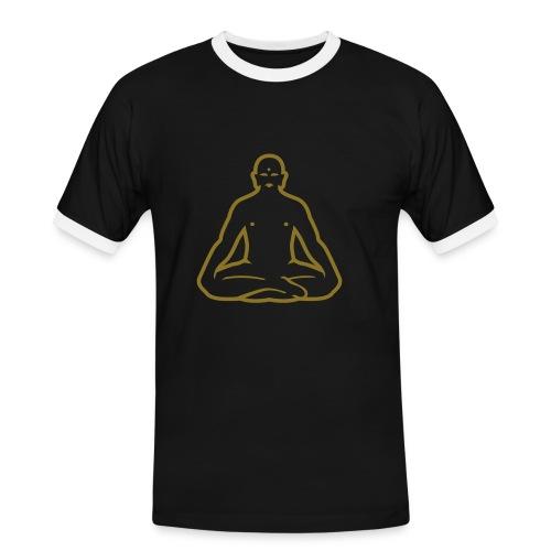 Zen Zone - T-shirt contrasté Homme
