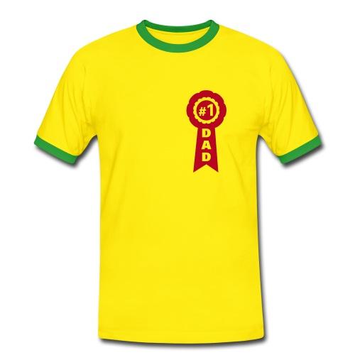 T-shirt contrasté Homme - t-shirt
