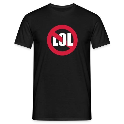 nolol - Männer T-Shirt