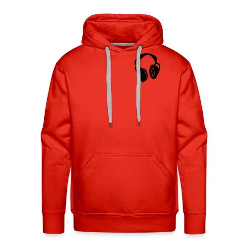 2SPEE LABYRINTH - Sweat-shirt à capuche Premium pour hommes