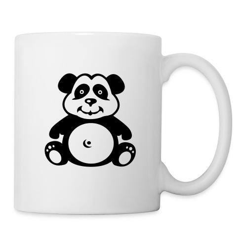Kaffe mugg m.Panda - Mugg
