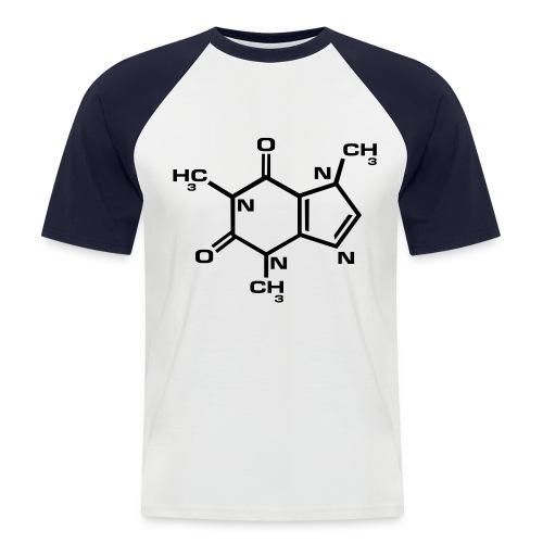 Caffine - Men's Baseball T-Shirt