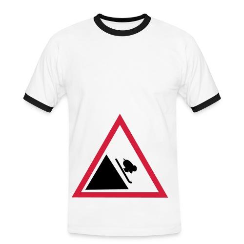 Ski - T-shirt contrasté Homme