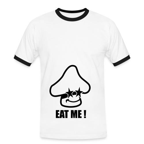 Mangez Moi ! - T-shirt contrasté Homme