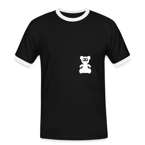 Nounours - T-shirt contrasté Homme
