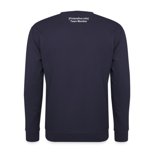 Finlandlive Team Member Sweatshirt - Men's Sweatshirt