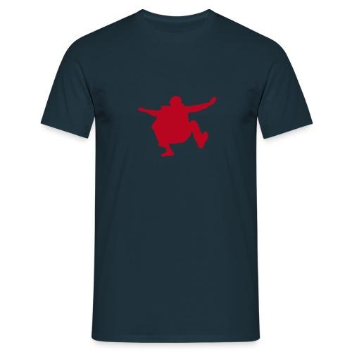Motive-T-Shirt, Jump - Männer T-Shirt