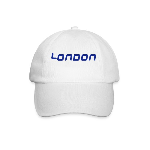 London White Cap - Baseball Cap